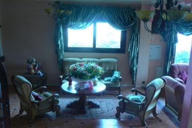 Hotel Hacienda: Interior MARTIL