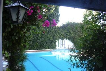 Hotel Hacienda: Outdoor pool MARTIL