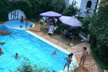 Hotel Hacienda: Outdoor Swimmingpool MARTIL