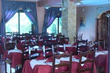 Hotel Hacienda: Restaurant MARTIL