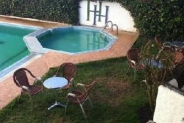 Hotel Hacienda: Swimming Pool MARTIL