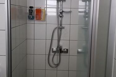 Hotel Vi Get' S: Bathroom Shower MARTINIQUE - FRENCH WEST INDIES
