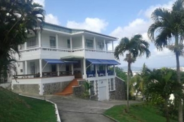 Hotel Vi Get' S: Entrance MARTINIQUE - FRENCH WEST INDIES