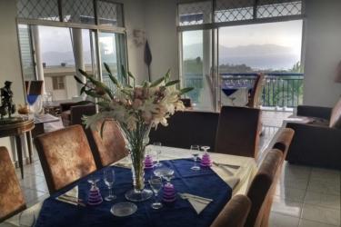 Hotel Vi Get' S: Restaurant MARTINIQUE - FRENCH WEST INDIES