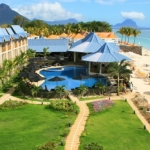 PEARLE BEACH RESORT AND SPA 3 Stelle
