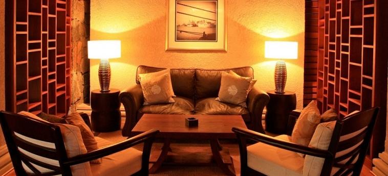 Hotel Lux Le Morne: Lobby MAURITIUS
