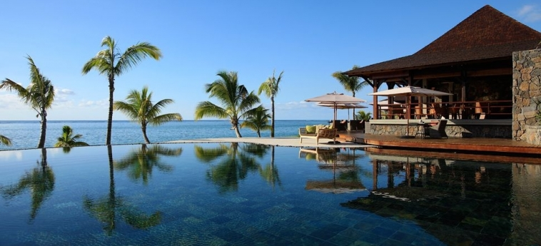 Hotel Lux Le Morne: Swimming Pool MAURITIUS