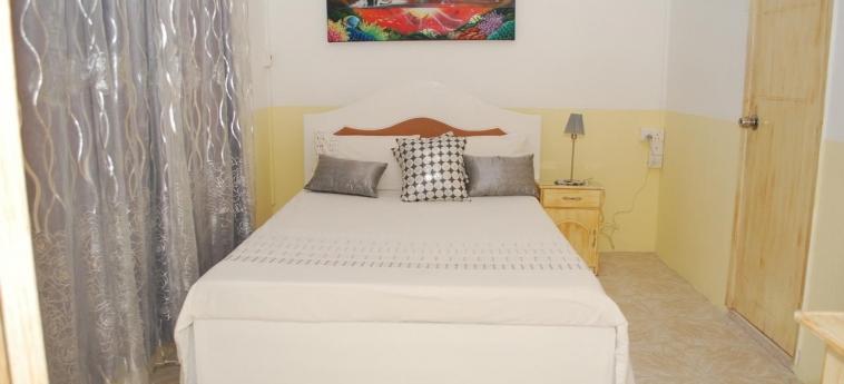 Hotel Eden Villa: Doppelzimmer  MAURITIUS