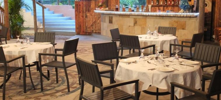 Hotel Eden Villa: Restaurant MAURITIUS