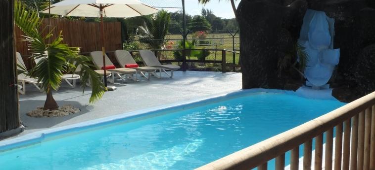 Hotel Eden Villa: Swimming Pool MAURITIUS