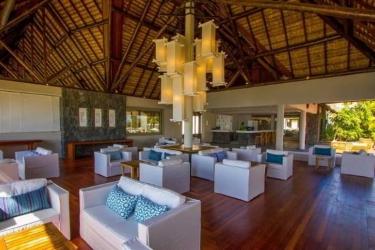 Hotel Solana Beach: Bar MAURITIUS
