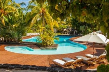 Hotel Solana Beach: Kamin MAURITIUS