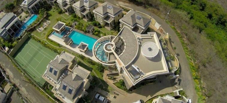 Hotel Villasun Resort: Außen MAURITIUS