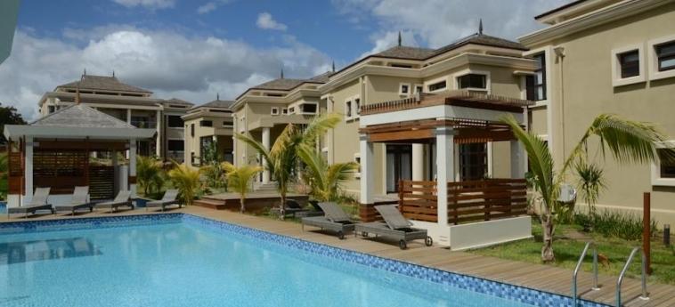 Hotel Villasun Resort: Außenschwimmbad MAURITIUS
