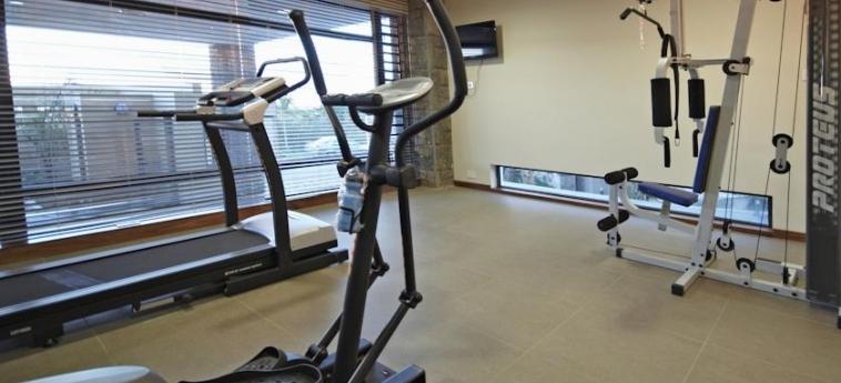 Hotel Villasun Resort: Fitnesscenter MAURITIUS