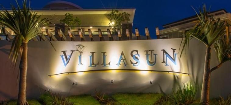 Hotel Villasun Resort: Logo MAURITIUS
