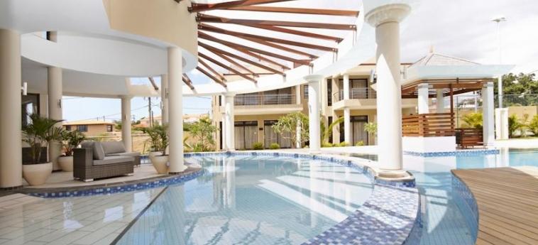 Hotel Villasun Resort: Swimming Pool MAURITIUS