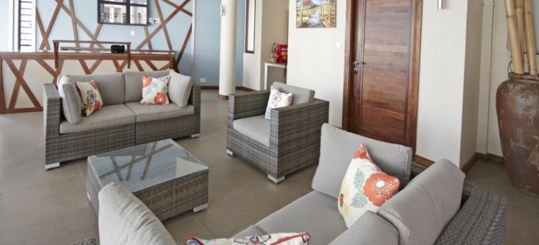 Hotel Villasun Resort: Wohnzimmer MAURITIUS