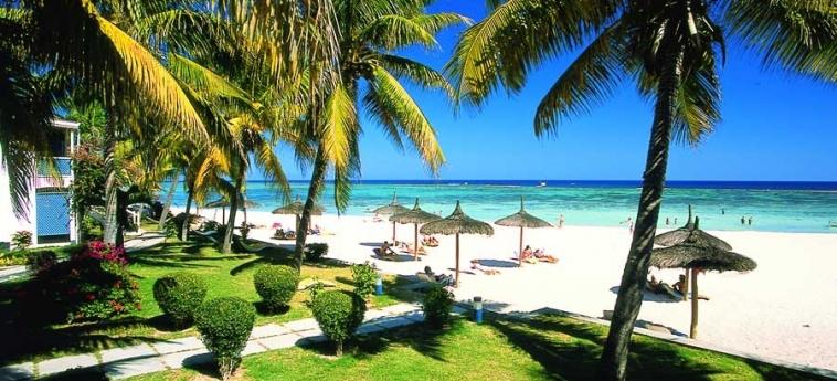 Hotel Villas Caroline: Spiaggia MAURITIUS