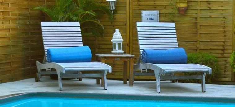 Bleu De Toi - Boutique Guest House: Swimming Pool MAURITIUS