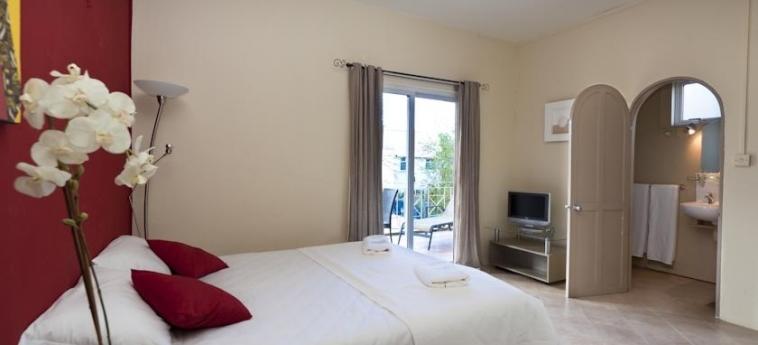 Bleu De Toi - Boutique Guest House: Schlafzimmer MAURITIUS