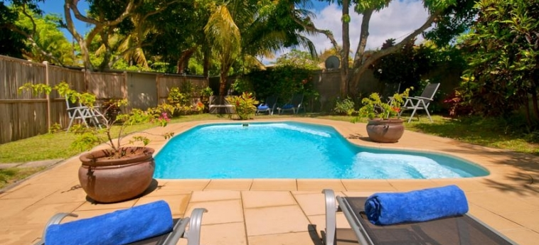 Gardens Retreat: Swimming Pool MAURITIUS