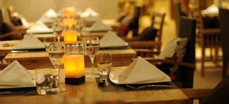 Tekoma Boutik Hotel Rodrigues: Restaurant MAURITIUS