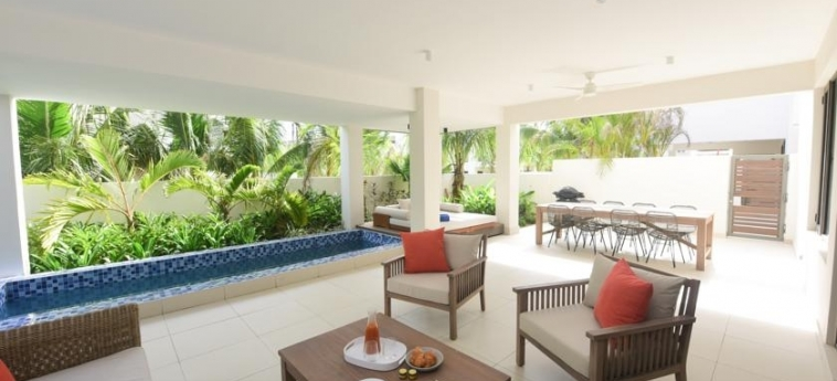 Hotel Ao Luxury Residences By Barnes: Dettaglio MAURITIUS