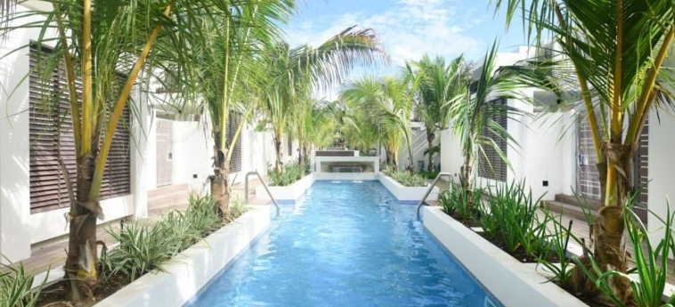 Hotel Ao Luxury Residences By Barnes: Piscina Esterna MAURITIUS