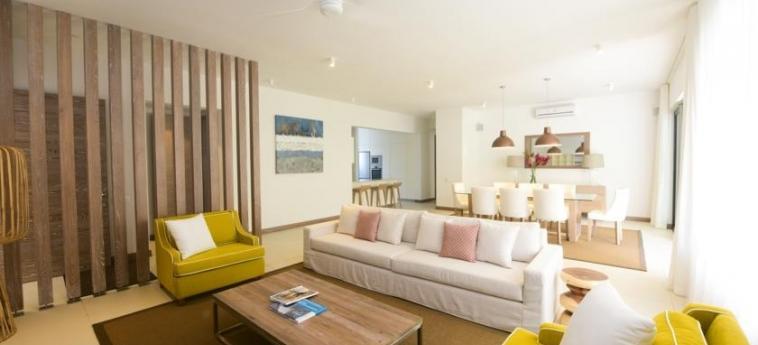 Hotel Ao Luxury Residences By Barnes: Salotto MAURITIUS