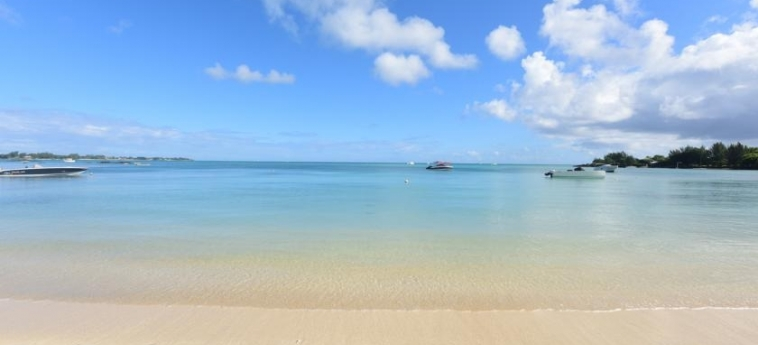 Hotel Ao Luxury Residences By Barnes: Spiaggia MAURITIUS