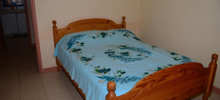 Apartment Le Cygne 2: Bedroom MAURITIUS