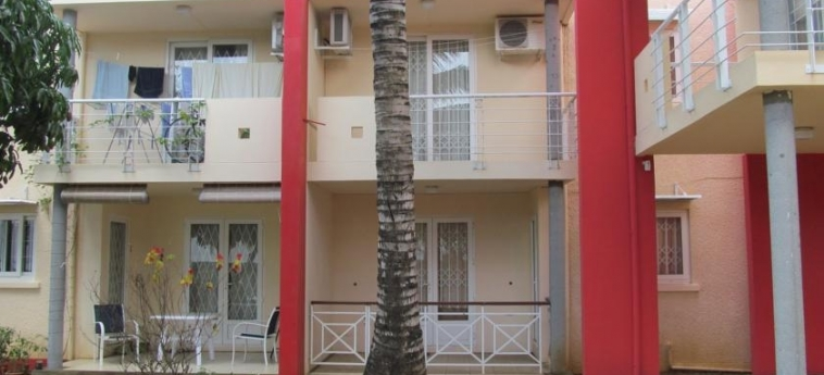 Apartment Le Cygne 2: Detail MAURITIUS