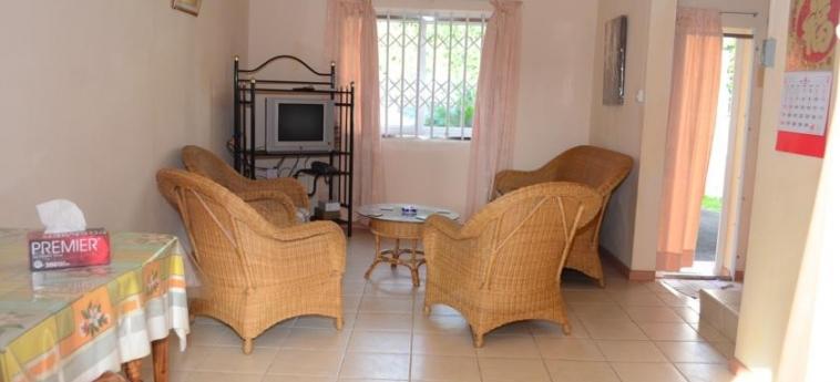 Apartment Le Cygne 2: Salotto MAURITIUS