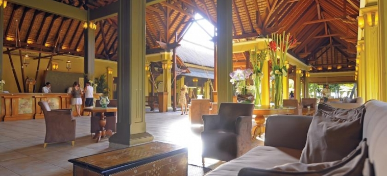Beachcomber Paradis Hotel & Golf Club: Lounge MAURITIUS