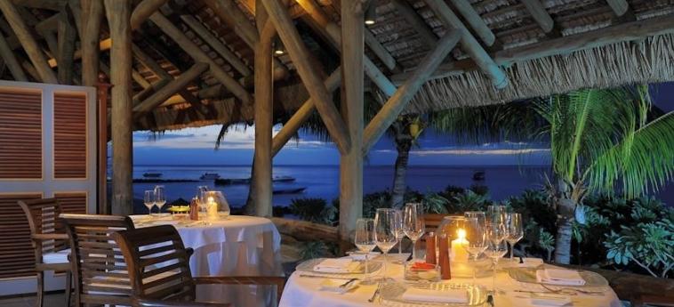 Beachcomber Paradis Hotel & Golf Club: Restaurant MAURITIUS