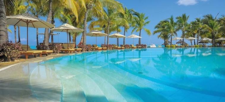Beachcomber Paradis Hotel & Golf Club: Swimming Pool MAURITIUS