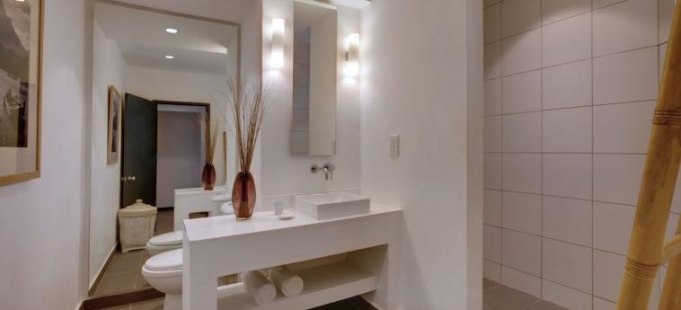Hotel Veranda Pointe Aux Biches: Cuarto de Baño MAURITIUS