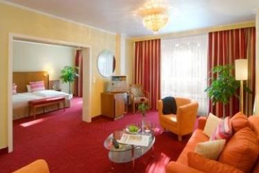 Hotel Advena Europa: Chambre Suite MAYENCE