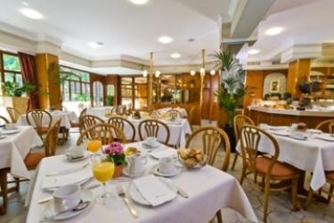 Hotel Advena Europa: Salle de Petit Déjeuner MAYENCE