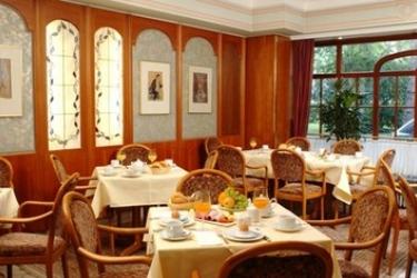 Hotel Advena Europa: Salle de Petit Dejeuner MAYENCE