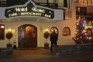 Hotel Rose: Appartement MAYRHOFEN