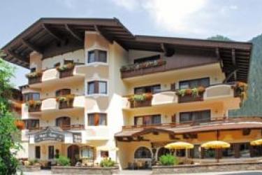 Hotel Rose: Cour de Recreation MAYRHOFEN