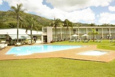 Hotel Ezulwini Sun: Swimming Pool MBABANE