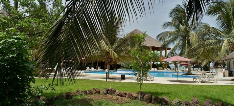 Hotel Club Royal Saly: Außenschwimmbad MBOUR