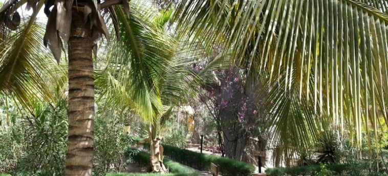 Hotel Club Royal Saly: Park MBOUR