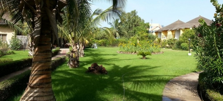 Hotel Club Royal Saly: Roof Garden MBOUR