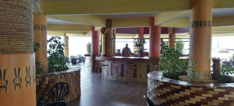 Hotel Club Royal Saly: Salotto MBOUR