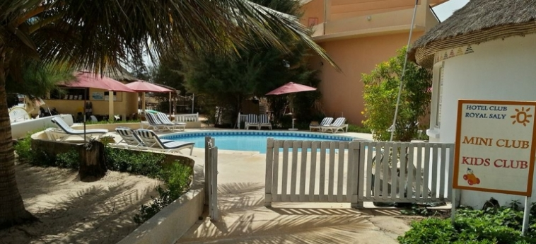 Hotel Club Royal Saly: Swimming Pool MBOUR
