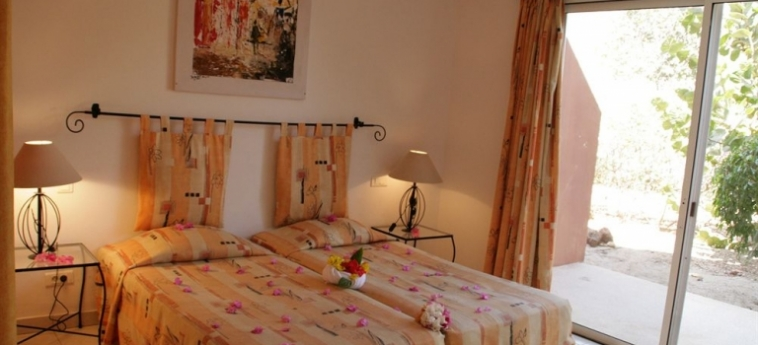Hotel Club Royal Saly: Zimmer Junior Suite MBOUR